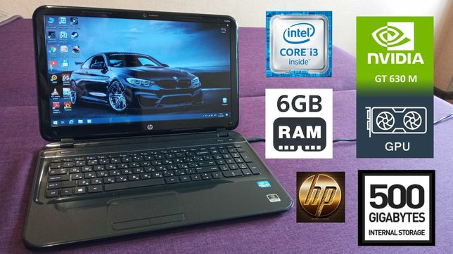 HP Sleekbook 15-b051er Core™ i3 RAM 6 GB HDD 500 GB Nvidia 630M