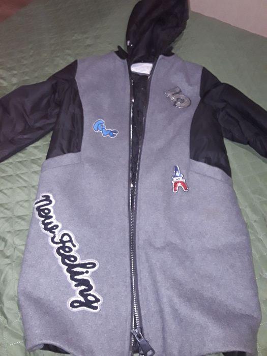 Курточка сіра Кропивницкий - изображение 1