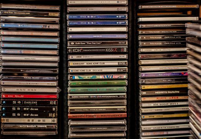 Audio CD из Японии J-rock / J-pop / Аниме