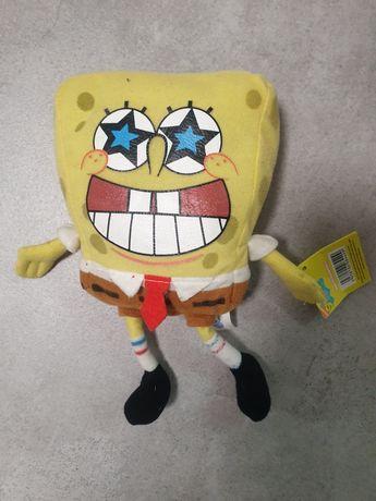 SpongeBob kanciastoporty maskotka NOWA z ekspozycji 7