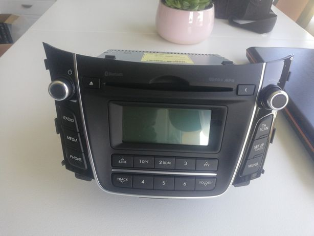 Radio hyundai i30 nowe