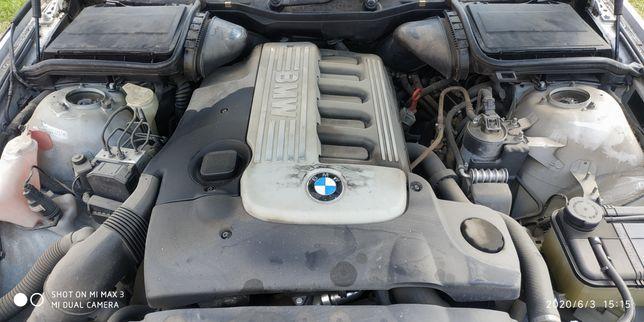 Двигатель, BMW, M57D30, салон, диффузор, накладки