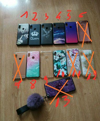Xiaomi Red mi note 5 obudowy case