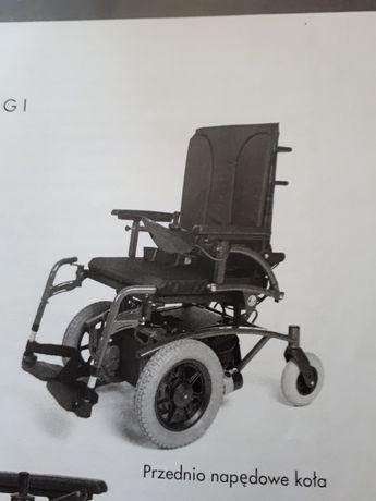 Wózek elektryczny Vermeiren