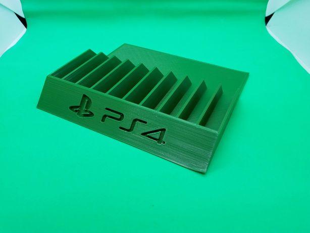 Stojak podstawka na gry PS4 PlayStation 4