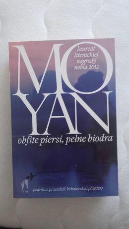 Książka Obfite piersi, pełne biodr. Mo Yan
