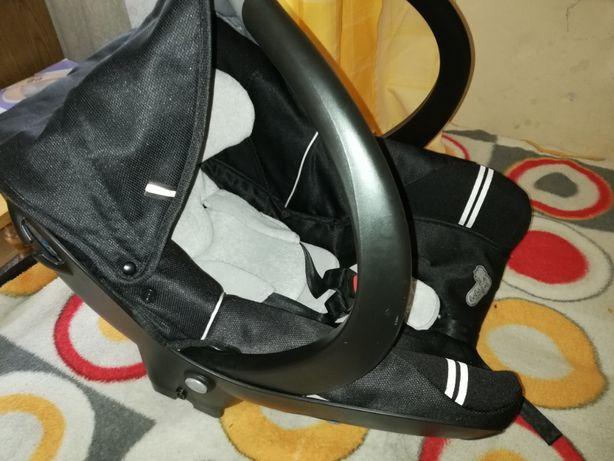 Fotelik samochodowy Creatis- Fix (Bebe Confort, Maxi Cosi)