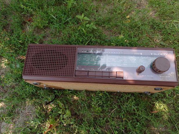 Radio sudety diora unitra prl