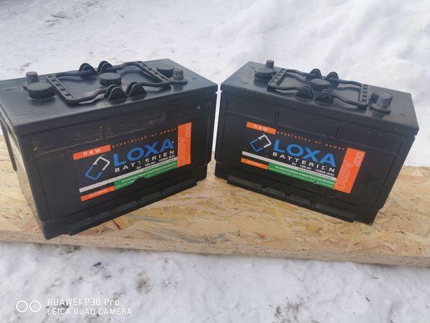 Dwa x Akumulator 6v 195ah 1050A