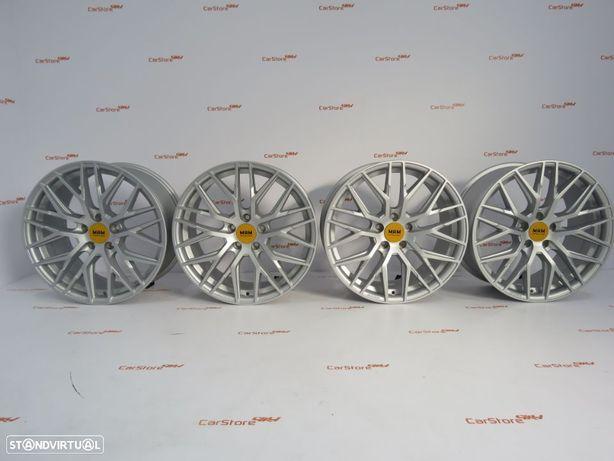 Jantes  MAM RS4 18 x 8 et45 5x112 Silver