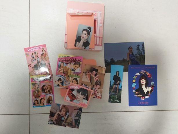 Red Velvet Queendom kpop album