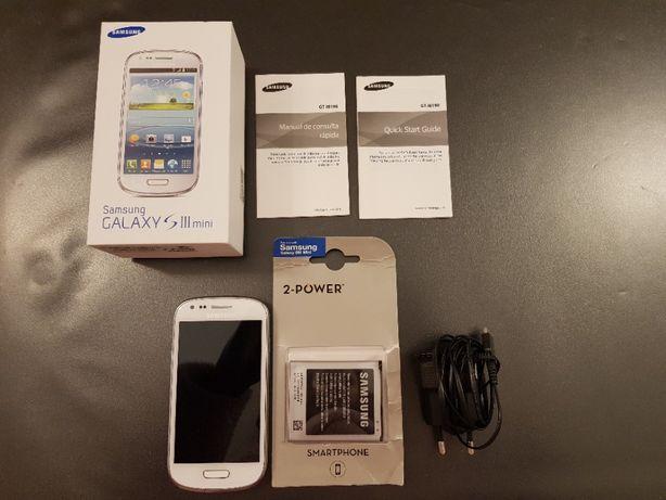 Vendo Samsung Galaxy S3 mini - Branco