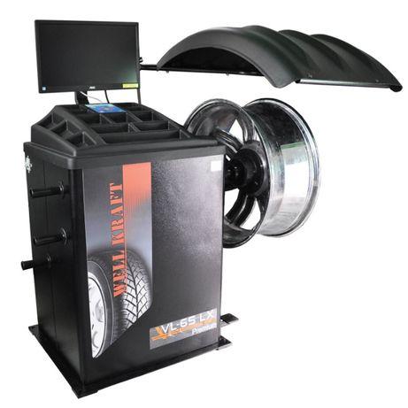 Балансировочный станок Well Kraft WB-VL-65 DSP LX