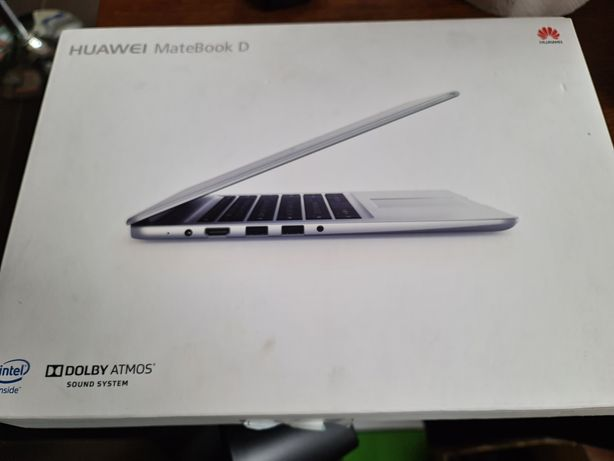 Laptop Ultrabook Huawei Matebook D15 256 ssd Intel Super Salon Byk