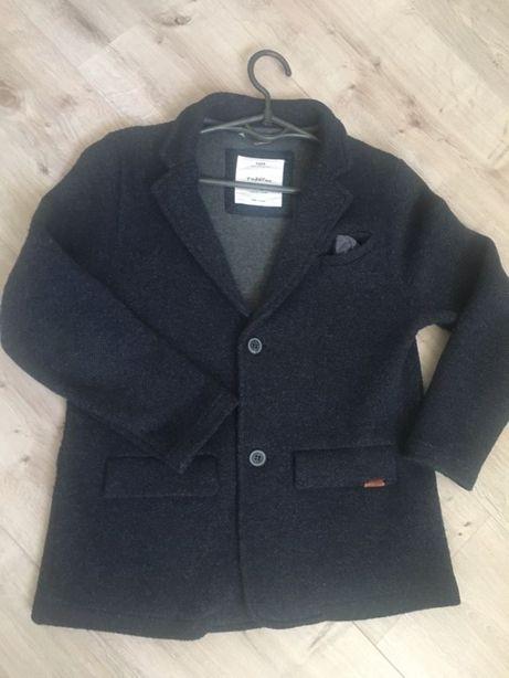 Текстильный Пиджак Zara 10 лет. Школьная форма