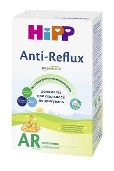 Акция!!! Молочная смесь HiPP Anti-Reflux, 300 г хипп