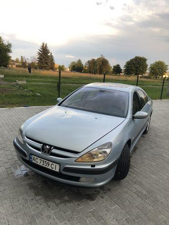Peugeot 607 Пежо 607 2.2 hdi 2002р. Автомат