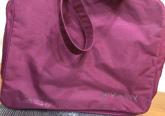 Duża torba AVON z kieszonkami