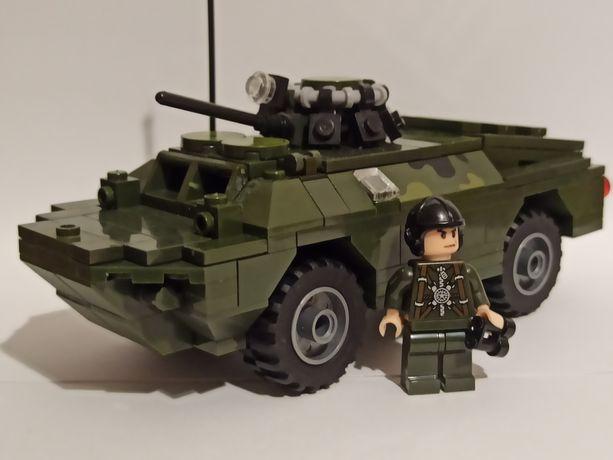 Лего БРДМ-2 самоделка