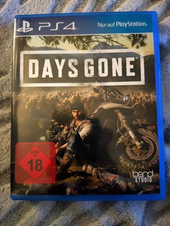 Gra Days Gone ps4