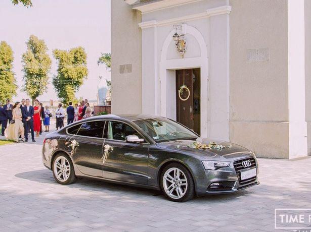 Audi A5 do ślubu
