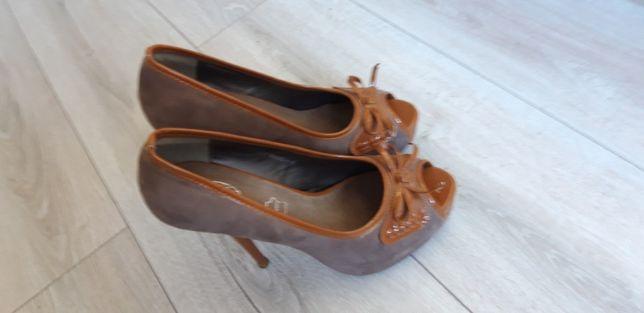 Buty szpilki damskie rozmiar 40