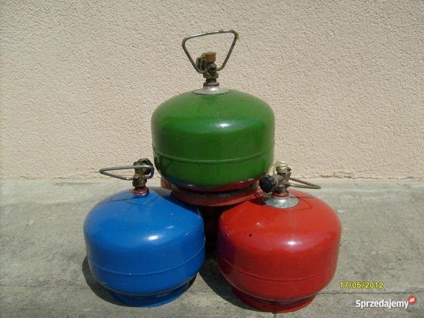 Butla gazowa turystyczna 2 - 3 - 5 kg