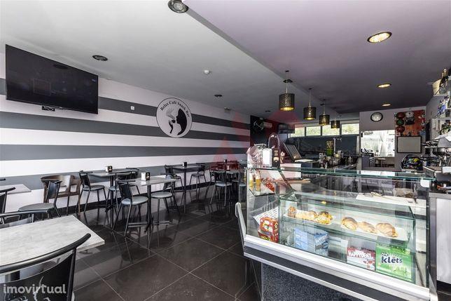 Relax Café / Snack-bar para trespasse em Polvoreira, Guimarães