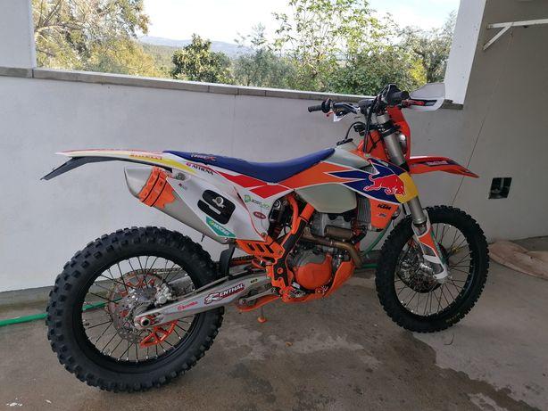 Ktm xc-f 250cc Matrículada