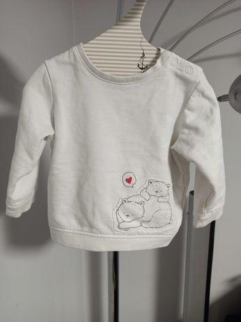 Bluza Newbie biała