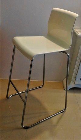 hoker ikea GLENN krzesło barowe NOWE