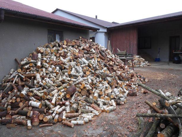 Drewno opałowe - sosna 90 zł/m3