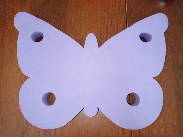 Deska Pływacka Motyl Fioletowa