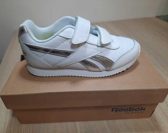 Nowe buty Reebok rozmiar 29. Cena 100zl.
