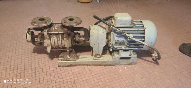 Pompa z silnikiem+ hydrofor