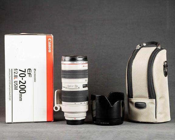 Объектив Canon EF 70-200mm f/2.8L USM об'єктив S/N-301063