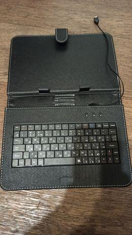 Клавиатура чехол на планшет