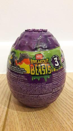 Nowe Breakout Beasts Slime Mattel jajko