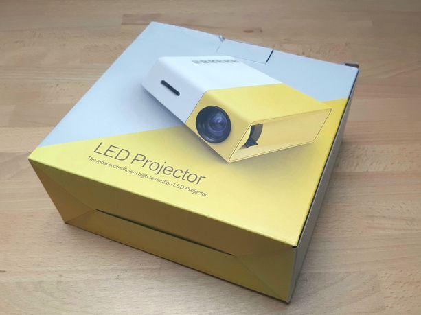 Projektor rzutnik LED Artlii YG300 NOWY