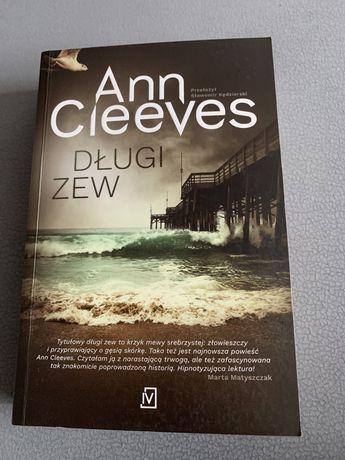Książka pt. Długi zew Ann Cleeves