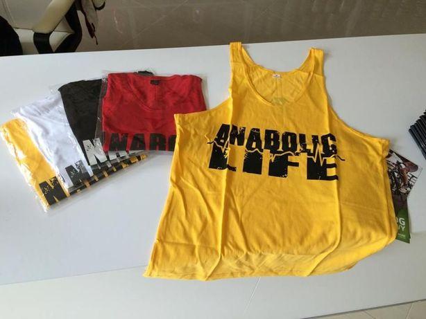 AnabolicLife Koszulki Tank Top