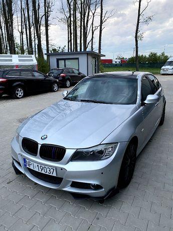 BMW E90 Mpakiet 330d LCI NOWY SILNIK! 300km doinwestowana