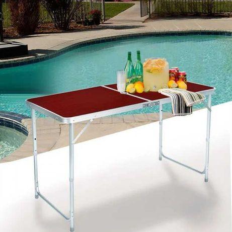 Акция! туристический стол для пикника 4 стула раскладной опт дроп