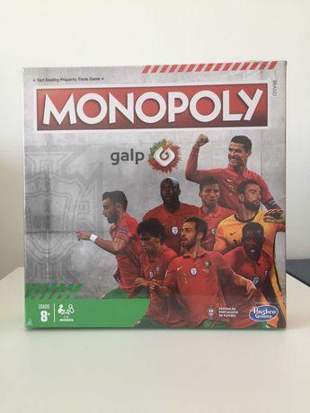 Monopoly da Seleção Nacional de Futebol