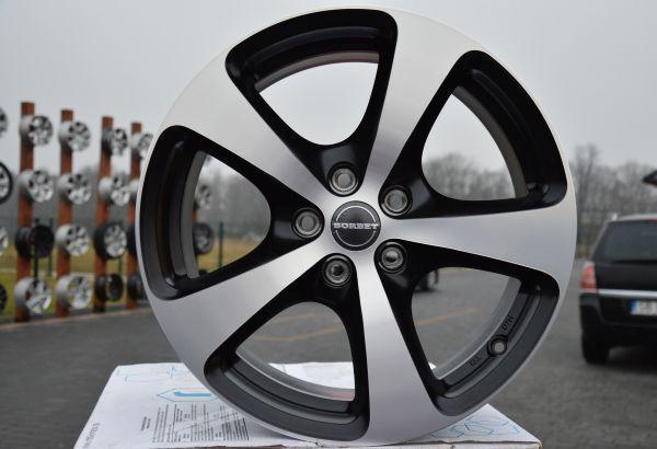 """RSCAR"" - Felgi Borbet 18"" 5x114,3 NOWE!Hyundai, Honda, Mazda, Suzuki"