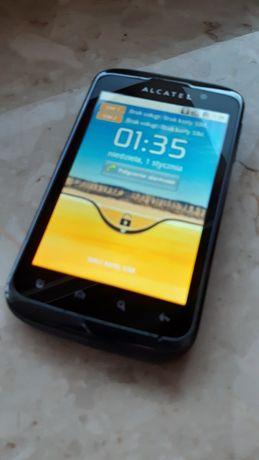 Alcatel One Touch 991D czarny sprawny