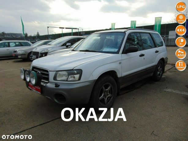 Subaru Forester FULL-4x4-Webasto-2,0-Skóra-2xAlu-Bezwypadek-SuperStan-OKAZJA-Gwarancja