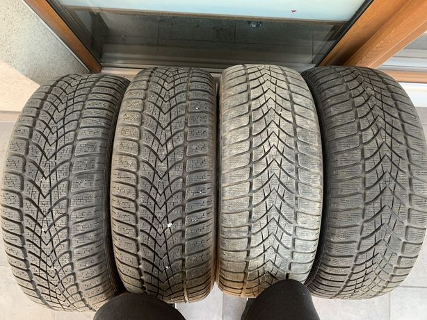 Opony Dunlop SP winter sport 4d 205/55/16 r16
