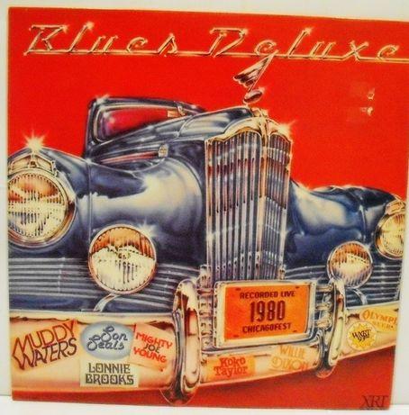 Blues de Luxe - LP antigo e original