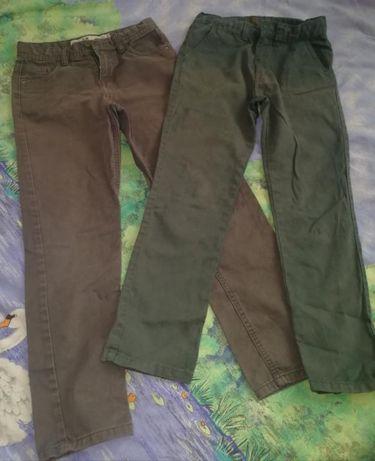 джинсы / штаны на 7-9 лет